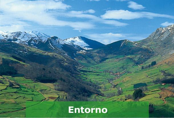 Entorno La Riguera De Ucieda Ucieda Cantabria